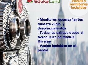 ¡Vuelven los Programas Junior en el Extranjero de Edukaland y este año son aún más completos!