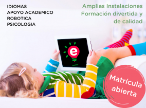 Come back to school!! ¡Vuelve al cole con Edukaland!