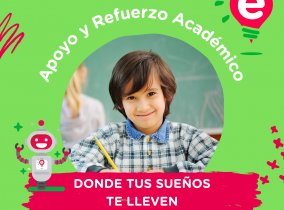 ¿Tus hijos necesitan apoyo y refuerzo académico? ¡Edukaland te puede ayudar!