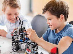 ¿Quieres que tu hijo o hija aprenda Robótica Educativa?
