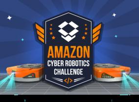 ¡No te pierdas el Amazon Cyber Robotics Challenge!
